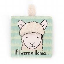 Board Book- If I were a Llama