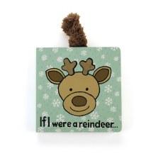 Board Book- If I were a Reindeer