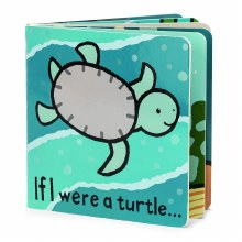 Board Book- If I were a Turtle