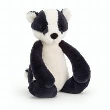 Jellycat Medium Bashful Badger