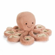 Jellycat Odell Octopus- Small