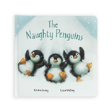 Book: The Naughty Penguin