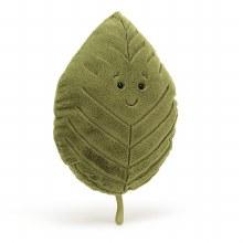 Jellycat Woodland Beech Leaf