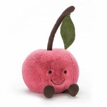 Jellycat Amusable Cherry