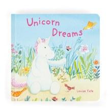 Jellycat Book Unicorn Dreams