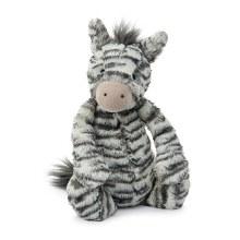 Jellycat Bashful Zebra- Medium
