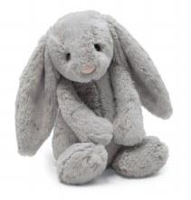 Jellycat Bashful Grey Bunny- Huge