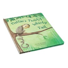 Jellycat Book Mattie's Tail
