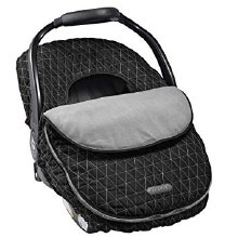 JJ Cole Car Seat Cover in Black Triangles