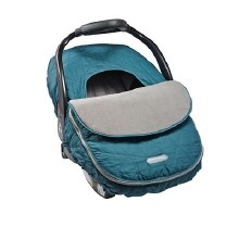 JJ Cole Car Seat Cover in Teal