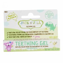 Jack N Jill Natural Teething Gel