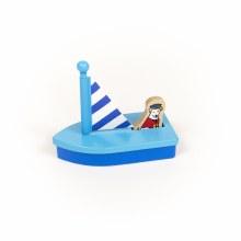 Boats & Buddies Stripes