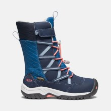Keen Hoodoo Waterproof Boot - Blue Nights/ Sugar Coral