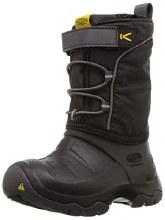 Keen Lumi Waterproof Boot - Black/ Magnet