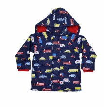 Korango Polar Fleece Cars & Trucks Raincoat