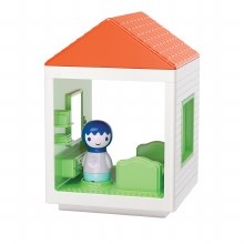 Kid O Myland Playhouse Sleeping