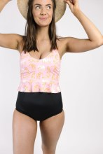 KJ High-Waisted Black S
