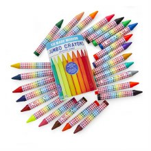 Jumbo Crayons
