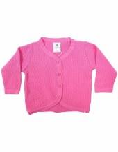 Korango Cardigan- Pink NB