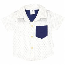 Korango Smart Style Shirt- Dots NB