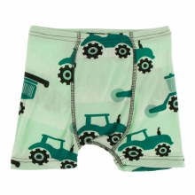 Agriculture Boxer Brief Pistachio Tractor and Wheat5/6