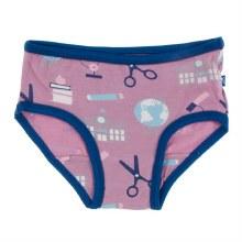 Kickee Pants Everyday Heroes Underwear Pegasus Education