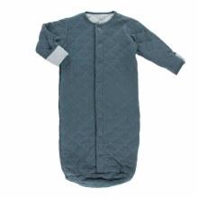 Kickee Pants Quilted Sleeping Sack Illusion Blue/Slate