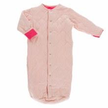 Kickee Pants Quilted Sleeping Sack Peach Blossom/Taffy