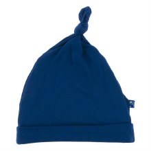 Kickee Pants Basic Knot Hat Navy