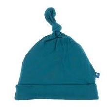 Kickee Pants Basic Knot Hat Heritage Blue