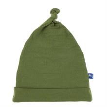 Kickee Pants Basic Knot Hat Moss