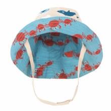 Kickee Pants Oceanography Reversible Bucket Hat