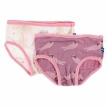 Kickee Pants Oceanography Underwear Set