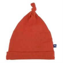 Kickee Pants Basic Knot Hat Poppy