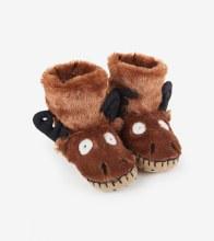 Little Blue House Kids Slippers- Moose S