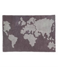 Lorena Canals Rug - World Map