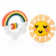 Little Rainbow Teether Set