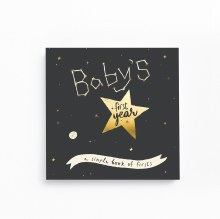 Lucy Darling Golden Stargazer Memory Book