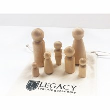 Natural Peg Family