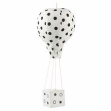 Lil' Pyar Black Spear Hot Air Balloon Mobile
