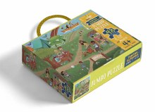 Little Likes Kids 48-Piece Camping Puzzle