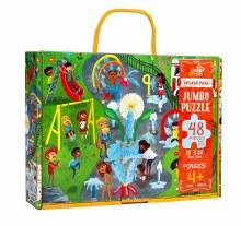 Little Likes Kids 48 Pc Puzzle Splash Park