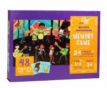 Little Likes Kids Memory Game - Musical Crossroads