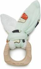 Loulou Lollipop Bunny Ear Teether- Sushi