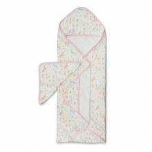 LouLou Lollipop Hooded Towel Set Unicorn Dream