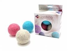 loohoo Wool Dryer Balls 3 Pack