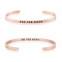 MantraBand See The Good, Be The Good