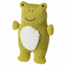 Knitted Nursery Frog