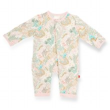 Magnetic Me Modal Coverall Coral Cay