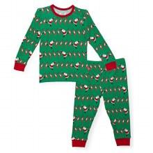 Magnetic Me Modal Toddler Pajama Set Holly Folly Jolly